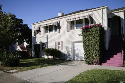 Vallejo Multi Family 2-4 For Sale: 1238 Louisiana Street