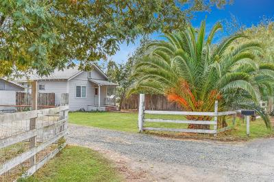Sonoma Single Family Home For Sale: 2631 Acacia Avenue