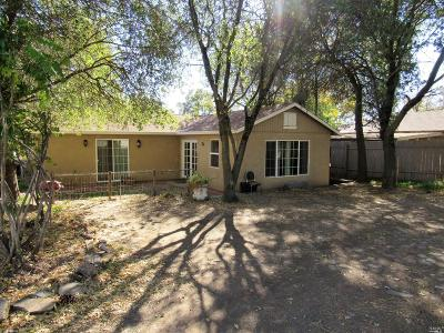 Clearlake Single Family Home For Sale: 12901 East Highway 20