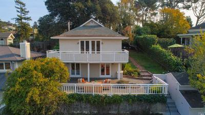 Tiburon Single Family Home For Sale: 1683 Mar West Street