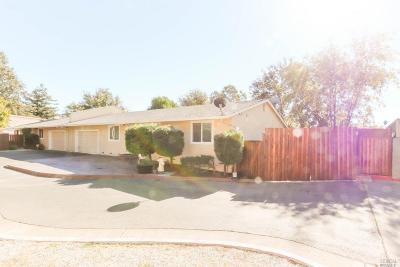 Sonoma County Single Family Home For Sale: 1950 Corby Avenue