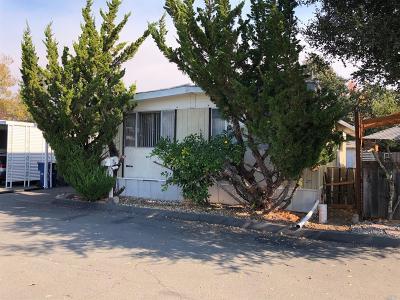 Sebastopol Mobile Home For Sale: 965 Juniper Avenue #xxx