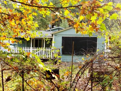 Willits Single Family Home For Sale: 28470 North Highway 101