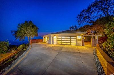 Healdsburg Single Family Home For Sale: 1036 Sunset Drive