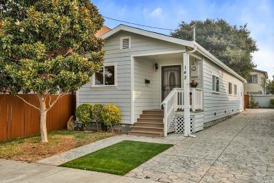 Vallejo Single Family Home For Sale: 142 Tuolumne Street