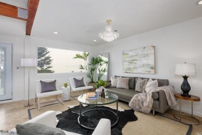 Tiburon Single Family Home For Sale: 2 Las Palmas Way