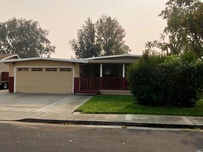Fairfield Single Family Home For Sale: 725 Wren Court