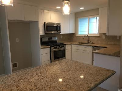 Vallejo Single Family Home For Sale: 216 Yachtsman Drive