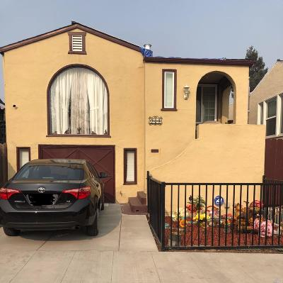 Vallejo Single Family Home For Sale: 908 Louisiana Street