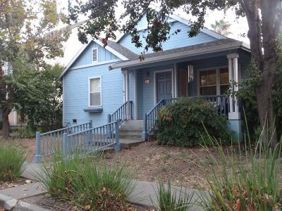 Suisun City Single Family Home Contingent-Show: 823 Bay Street