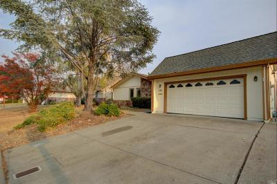 Vacaville Single Family Home For Sale: 544 Yellowstone Drive