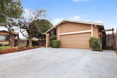 Solano County Single Family Home For Sale: 196 Volcano Court