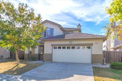 Fairfield Single Family Home For Sale: 4109 Boulder Creek Court