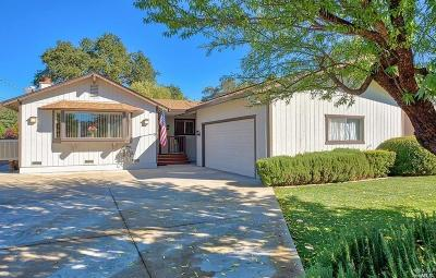 Hidden Valley Lake Single Family Home For Sale: 19506 Old Creek Road