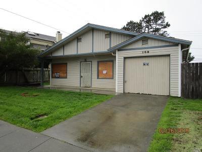 Vallejo Single Family Home For Sale: 109 Del Sur Street
