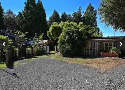 Forestville Single Family Home For Sale: 6051 Van Keppel Road