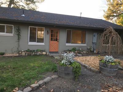 Forestville CA Single Family Home For Sale: $845,000
