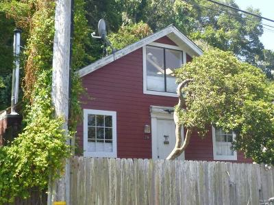Marin County Single Family Home For Sale: 76 Wharf Road