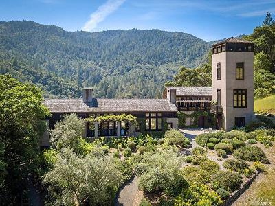 St. Helena Rental For Rent: 3434 White Sulphur Springs Road