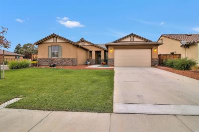 Vacaville Single Family Home For Sale: 4000 Madaline Court