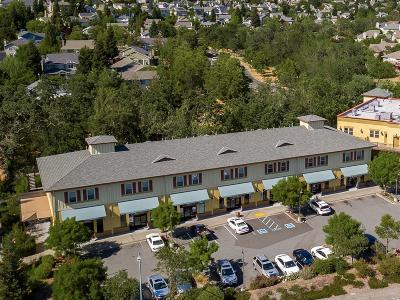 Sonoma County Commercial For Sale: 5761 Mountain Hawk Drive