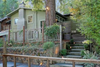Fairfax CA Single Family Home For Sale: $1,249,000