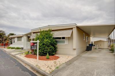 Santa Rosa Mobile Home For Sale: 125 Salisbury Circle #125