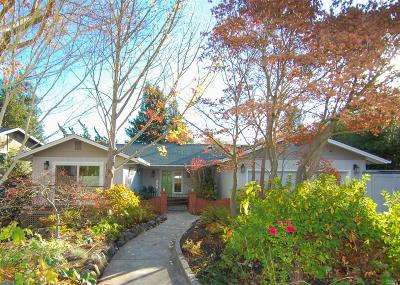 Santa Rosa Single Family Home For Sale: 5554 Yerba Buena Road