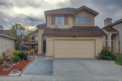 Suisun City Single Family Home For Sale: 947 Craven Drive