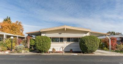 Calistoga Mobile Home For Sale: 2412 Foothill Boulevard #85, 85