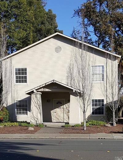 Santa Rosa CA Commercial For Sale: $1,100,000
