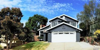 Vallejo Single Family Home For Sale: 735 Starfish Drive