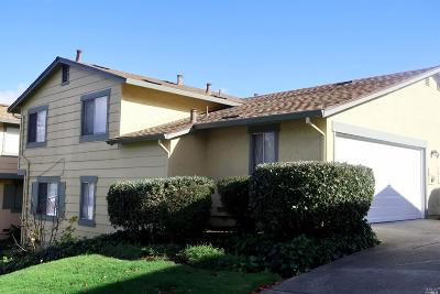 Solano County Condo/Townhouse For Sale: 57 Parrott Street