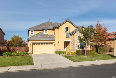 Vacaville Single Family Home For Sale: 908 Lancaster Street