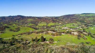 Sonoma County Residential Lots & Land For Sale: 3968 Shelter Glen Way
