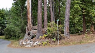 Fort Bragg Residential Lots & Land For Sale: 23531 Shady Lane
