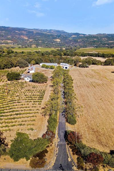 Sonoma County Residential Lots & Land For Sale: 15655 Arnold Drive