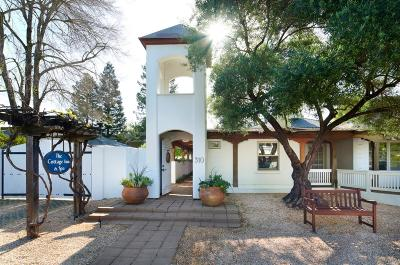 Sonoma County Single Family Home Contingent-Show: 302 1st Street East