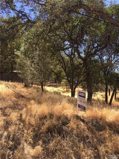 Clearlake Residential Lots & Land For Sale: 4378 Fir Avenue