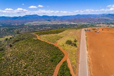 Middletown CA Residential Lots & Land For Sale: $795,000