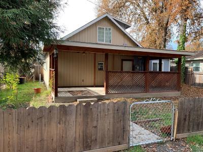 Upper Lake Single Family Home For Sale: 9747 League Street