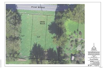 Marin County Residential Lots & Land For Sale: Lot 6 First Street