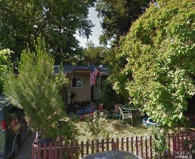 Sonoma Single Family Home For Sale: 940 Madrone Road