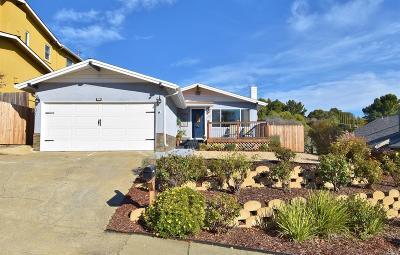 Benicia Single Family Home For Sale: 1429 Ohare Drive