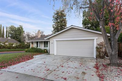 Concord Single Family Home For Sale: 4401 Spoonwood Court