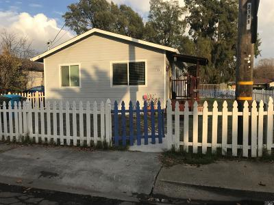 Vallejo Single Family Home For Sale: 602 Warford Avenue