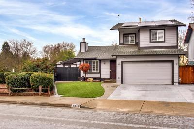 Santa Rosa Single Family Home For Sale: 5315 El Mercado Parkway