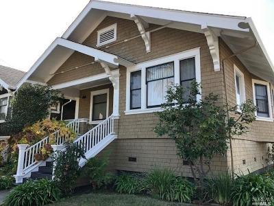Napa County Single Family Home For Sale: 2057 Main Street