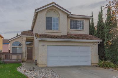 Suisun City Single Family Home For Sale: 949 Craven Drive