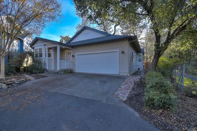 Santa Rosa Single Family Home For Sale: 2781 Marlow Court